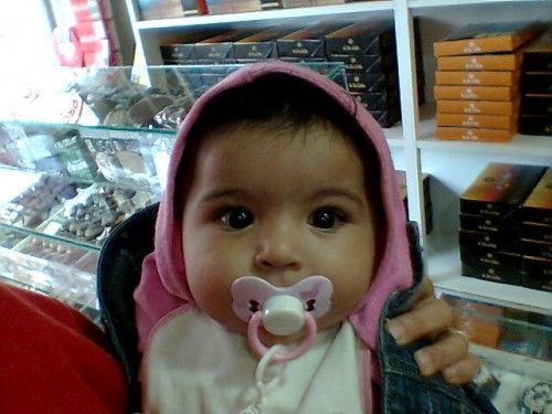 Familia Galo: Florencia Bebe